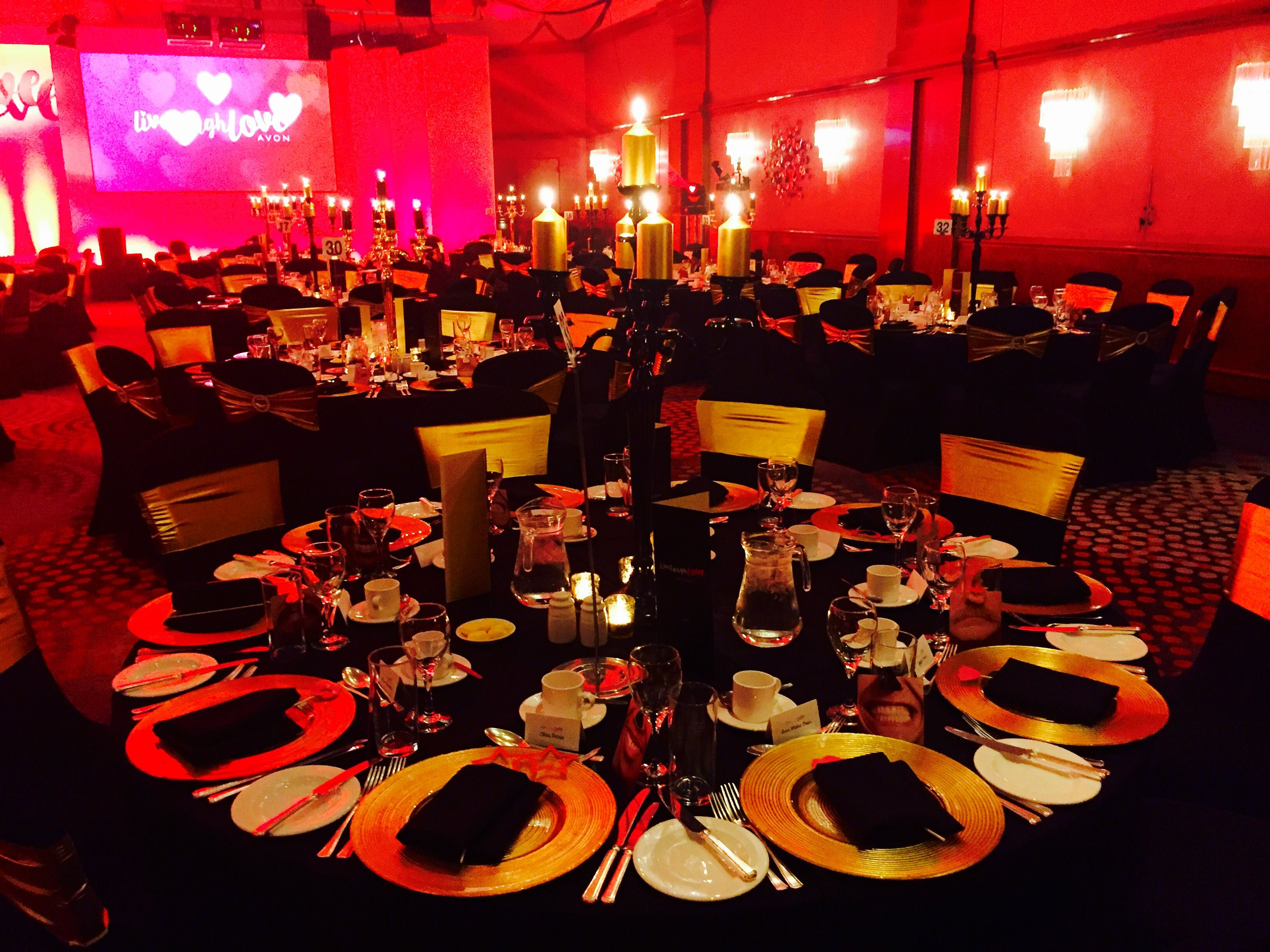 Black And Gold Event Theme Hollywood Glam Theme For More Ideas