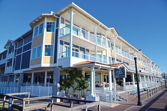 Sweet Suites By The Seas With