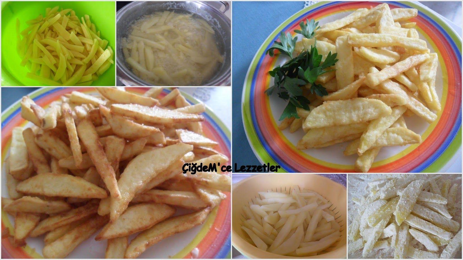 Popüler Lezzet Tereyağlı Yaprak Patates