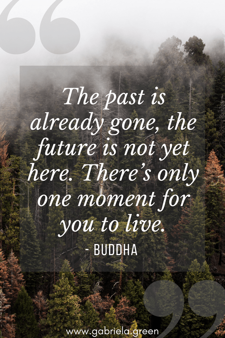 11 Buddha Quotes That Can Change Your Life Gabriela Green Past Quotes Go For It Quotes Buddha Quotes
