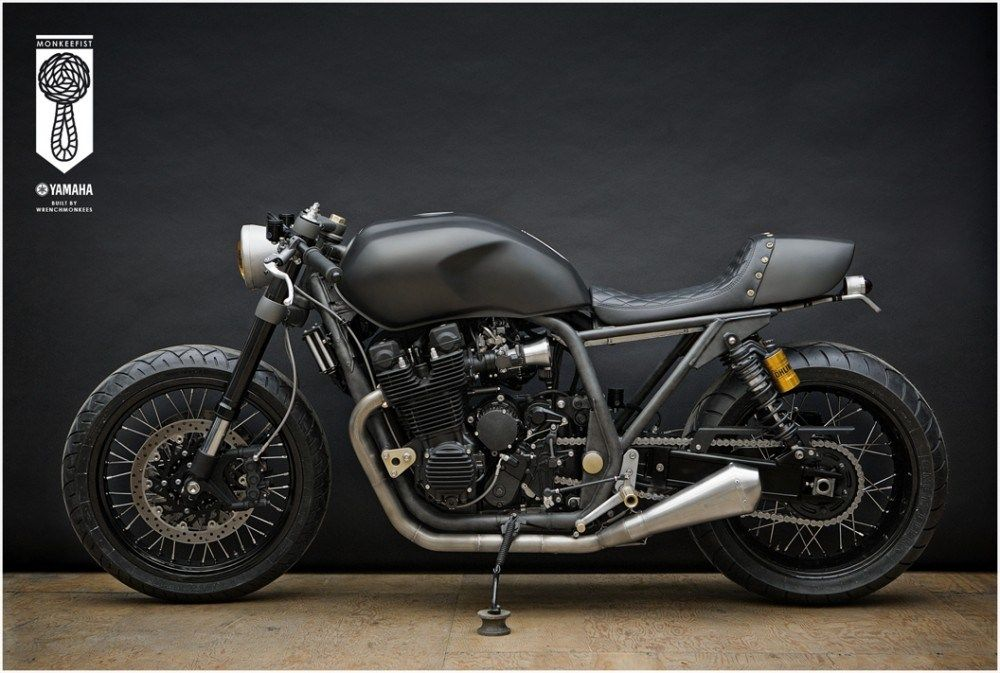 Cafe Racer Word: septiembre 2016