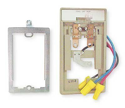 White Rodgers S29 21 Subbase For Line Voltage Thermostat Models
