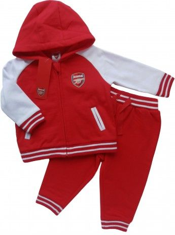 1a49c033 Arsenal baby/toddler tracksuit. 3-6m £21.99 | kids | Baby, Boys wear ...