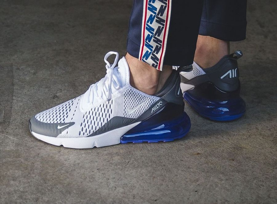 Que vaut la Nike Air Max 270 'BW Persian Violet White Grey