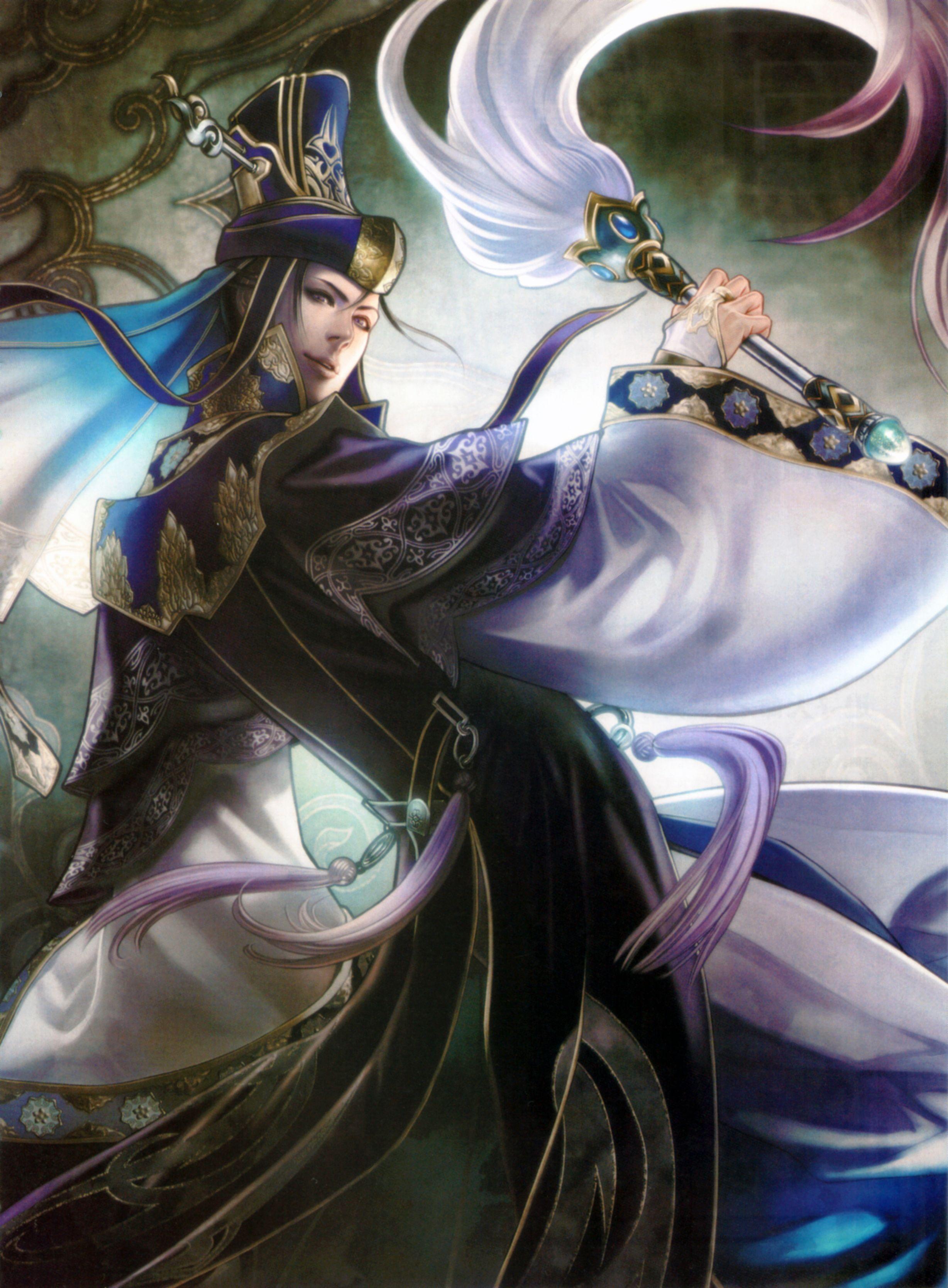 Sima Yi Dynasty warriors, Samurai warrior, Warrior