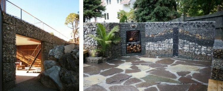 Beautiful Mur Decoratif Jardin Ideas - Transformatorio.us ...