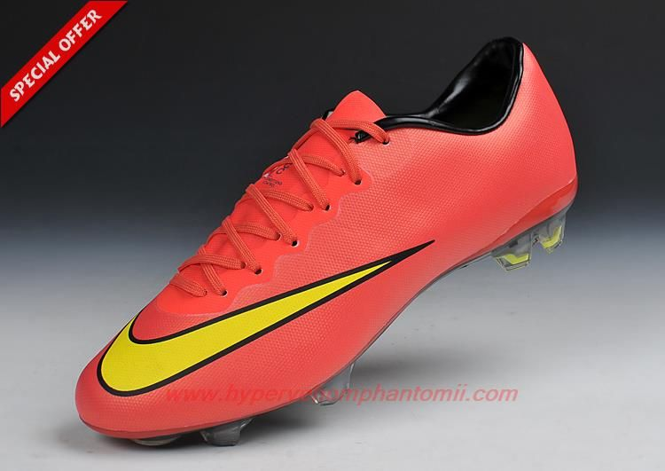 rima Precioso Cita  FG Nike Mercurial Vapor X Pro Red/Yellow Mens Sale Online | Discount shoes  online, Nike men, Discount shoes
