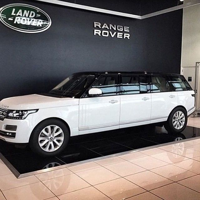 Range Rover Limo Limousines Pinterest Range Rover Cars And