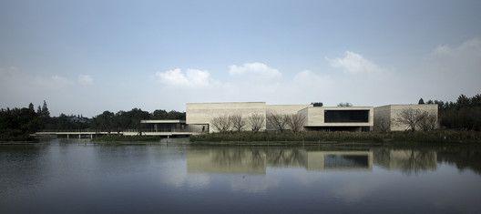 Museu de Artes Mu Xin,© Shen Zhonghai