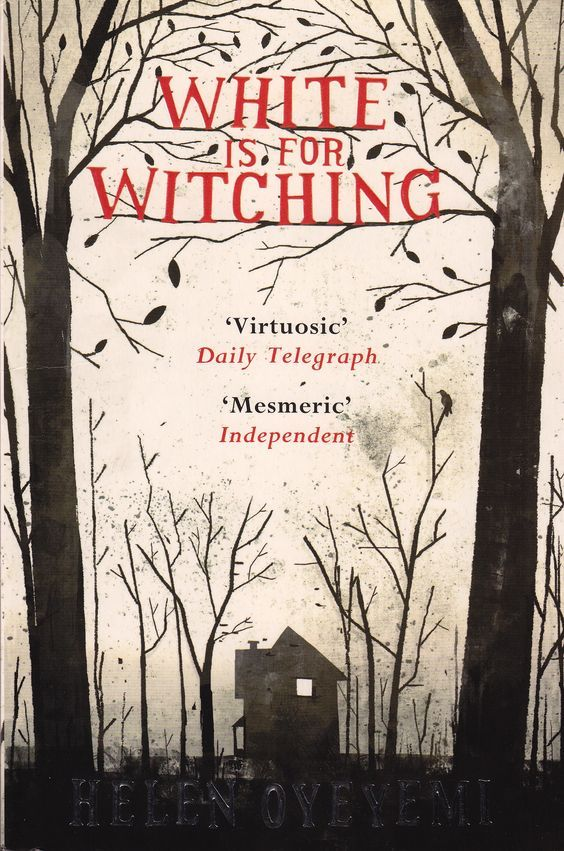 This creepy book about witches is a good choice for