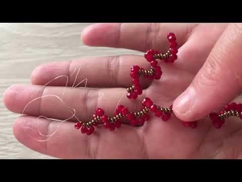 Photo of Bit Crystal Twisted Bracelet Making (Necklace, Bracelet, Earring, Eyewear Lanyard, Anklet)