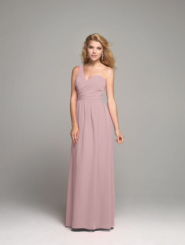 5ae0fcc1c26e6 Alfred Angelo Bridal Style 7257 from Bridesmaids -- LOVE THIS ONE MOST in Loves  First Blush color