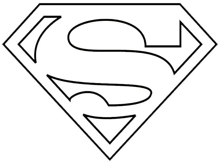 Superman Logo Template 12 723 X 536 Making The Web Com Superhero Logo Templates Superman Logo Superhero Template