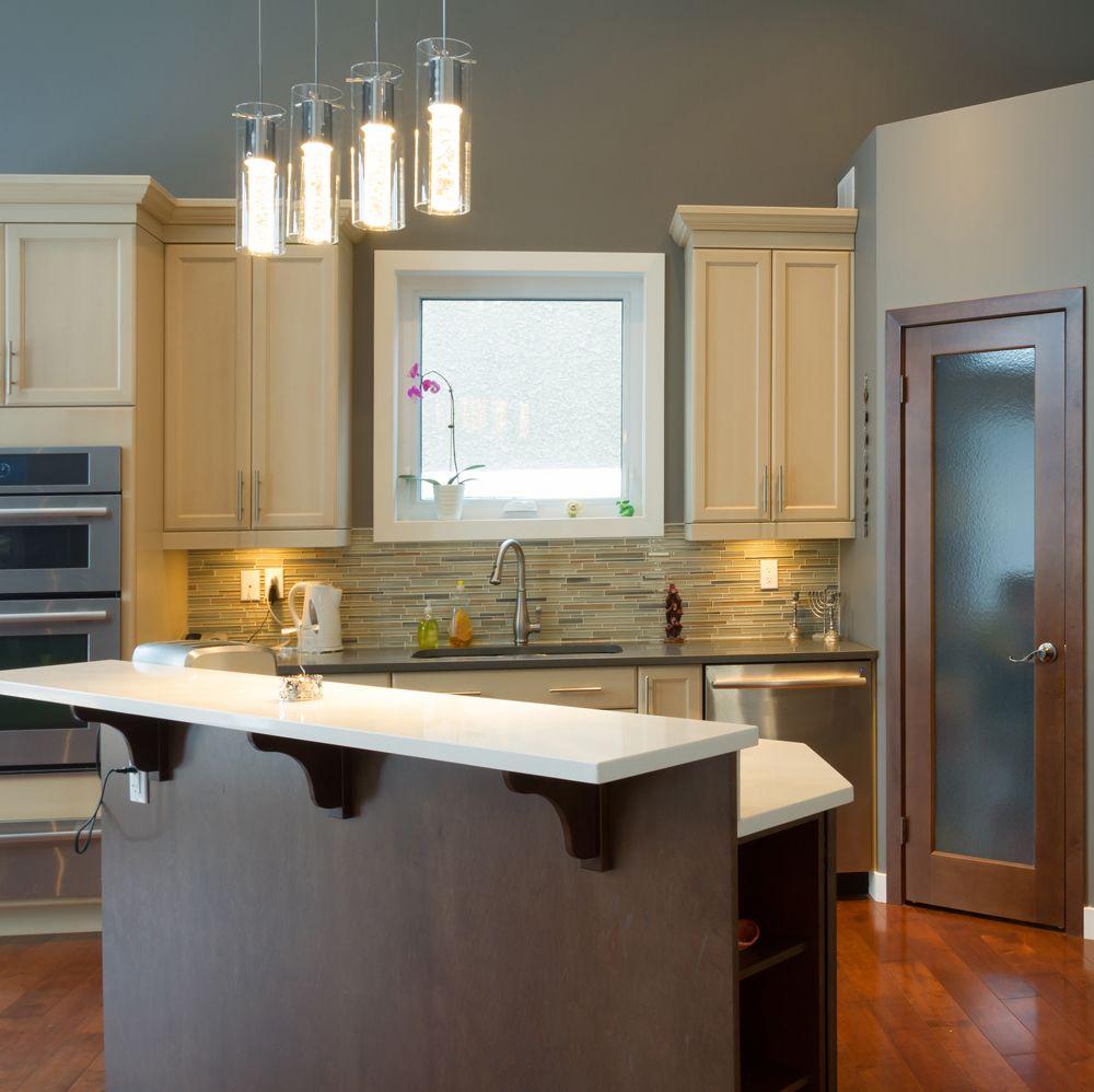 suspendu simple kuzco pd4401 ch salle manger dining. Black Bedroom Furniture Sets. Home Design Ideas