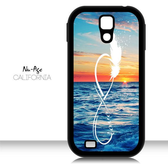 Note 3 Infinity Symbol Phone Case Samsung Galaxy By Nuageproducts