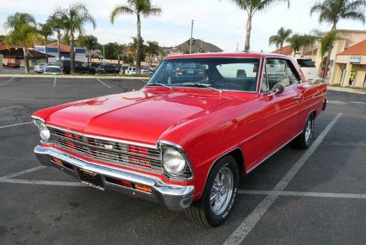 1967 Nova Chevrolet Nova
