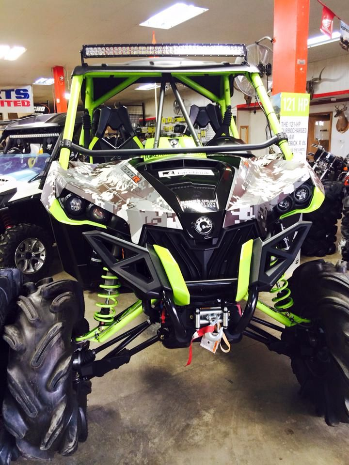 HONDA AND CAN AM OF FORREST CITY 870 633 2453 Maverick Turbo