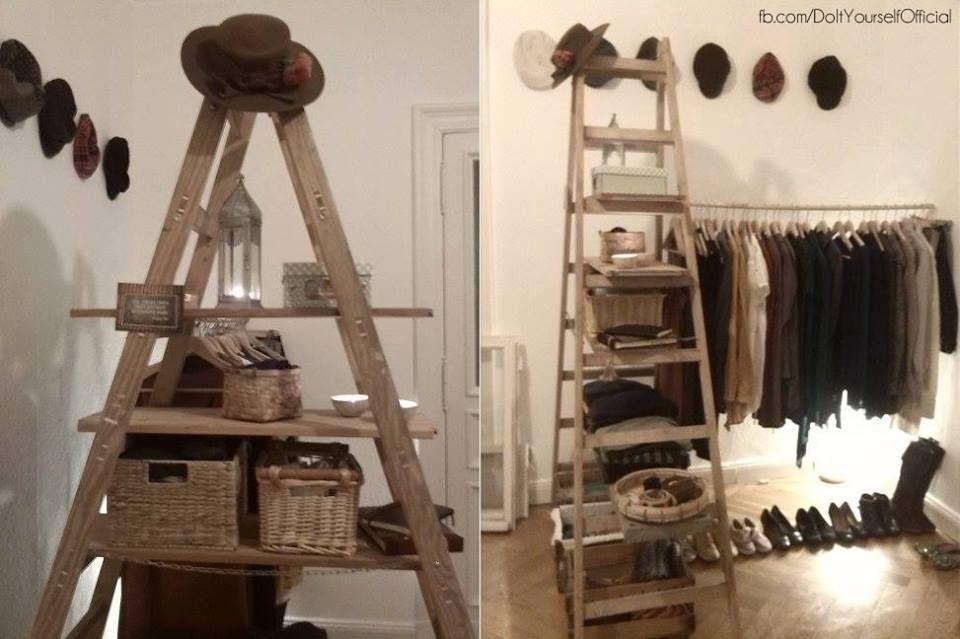 Selbstgebauter Kleiderschrank Ideen Rund Ums Haus Diy