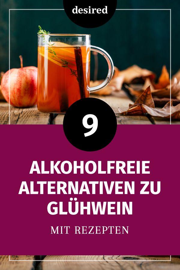 9 alkoholfreie Glühwein-Alternativen zum Selbstkochen #alcoholicpartydrinks