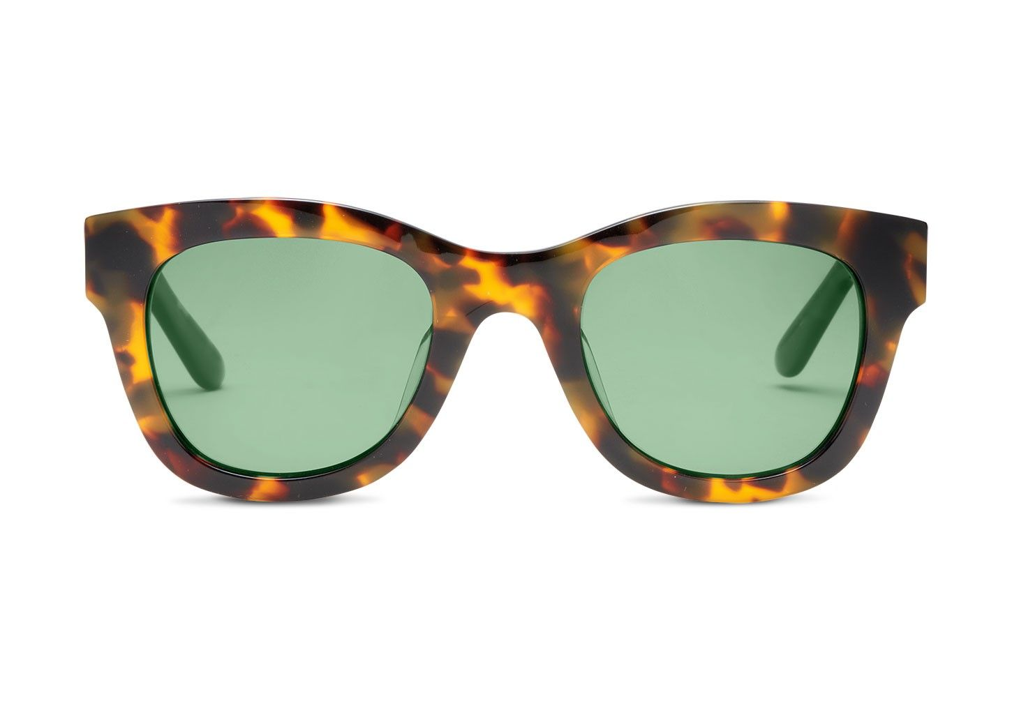 1e3dc2519c TOMS Toms Chelsea Blonde Tortoise Zeiss Polarized Sunglasses With Green  Grey Lens.  toms  all