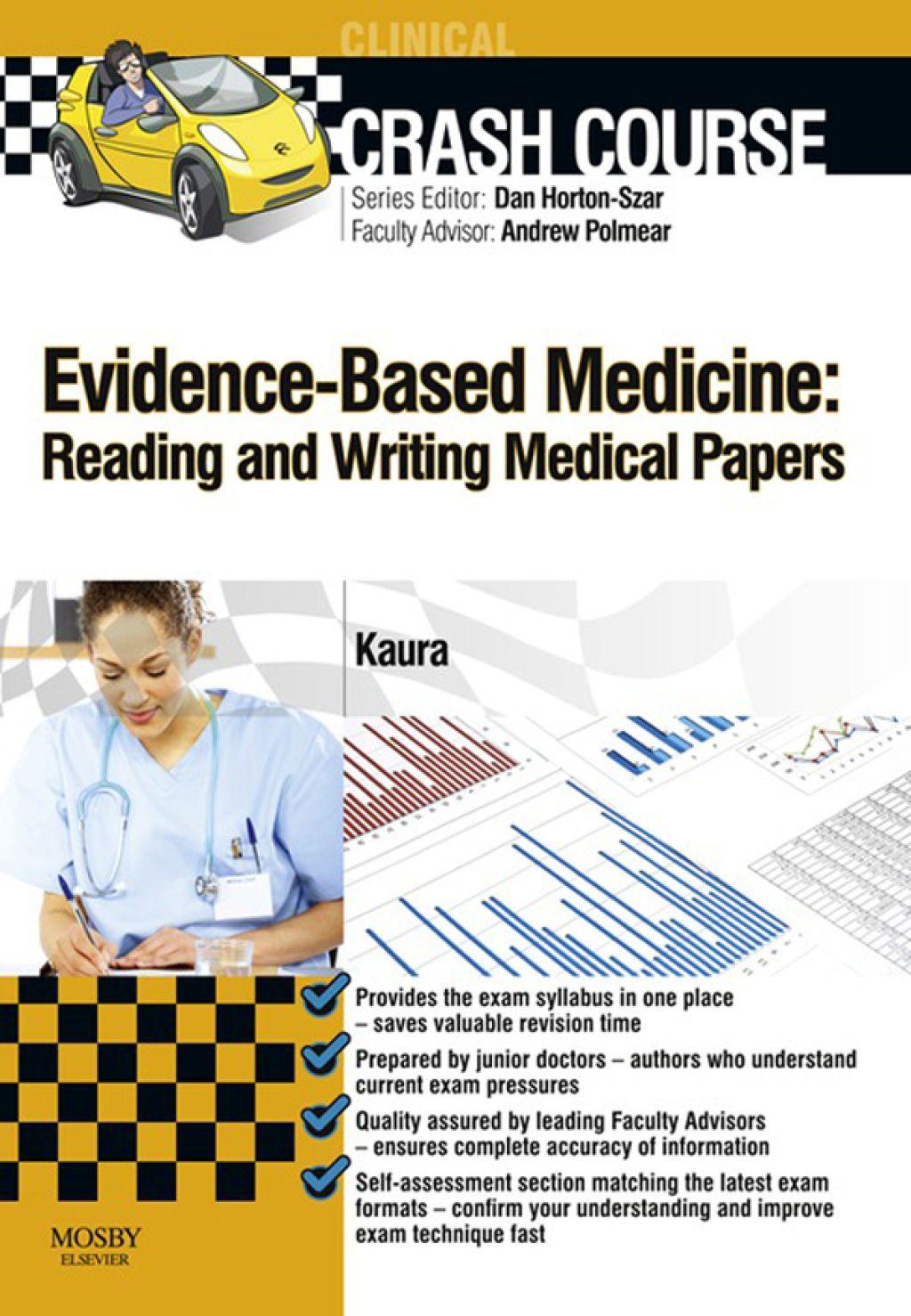 Download PDF Crash Course Evidence-Based Medicine: Reading