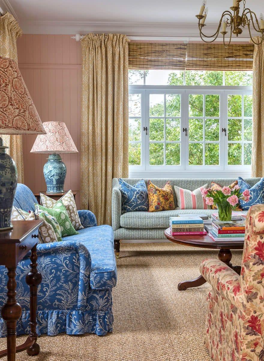 Exploring The Work Of Interior Designer Anna Spiro U2013 Blue And White Home