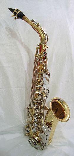 Saxophone Wikipedia Saxophone Alto Instrument De Musique Musiciens De Jazz