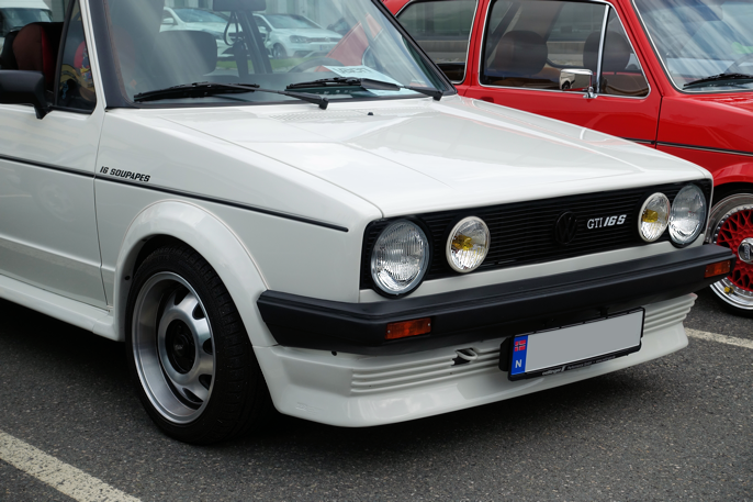 Ingen vanlig Golf #vw #Volkswagen #golf #gti #gti16s #oettinger #cars #motor #Automotive #biler