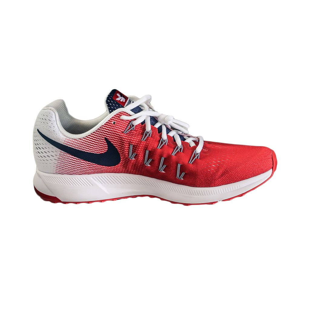 Nike RWB Air Zoom Pegasus 33 – Team Red White and Blue
