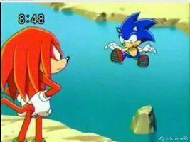 Shadow the Hedgehog water | Sonic Adventure 3 : Shadow Story