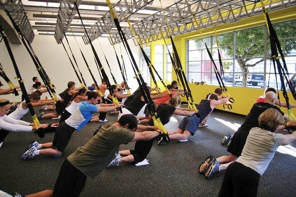 Fitness Classes Chicago Best Workouts And Gyms Trx Training Fun Workouts Fitness Class