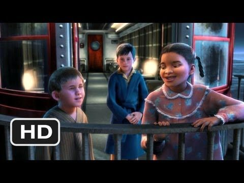 The Polar Express When Christmas Comes To Town.The Polar Express 3 5 Movie Clip When Christmas Comes To
