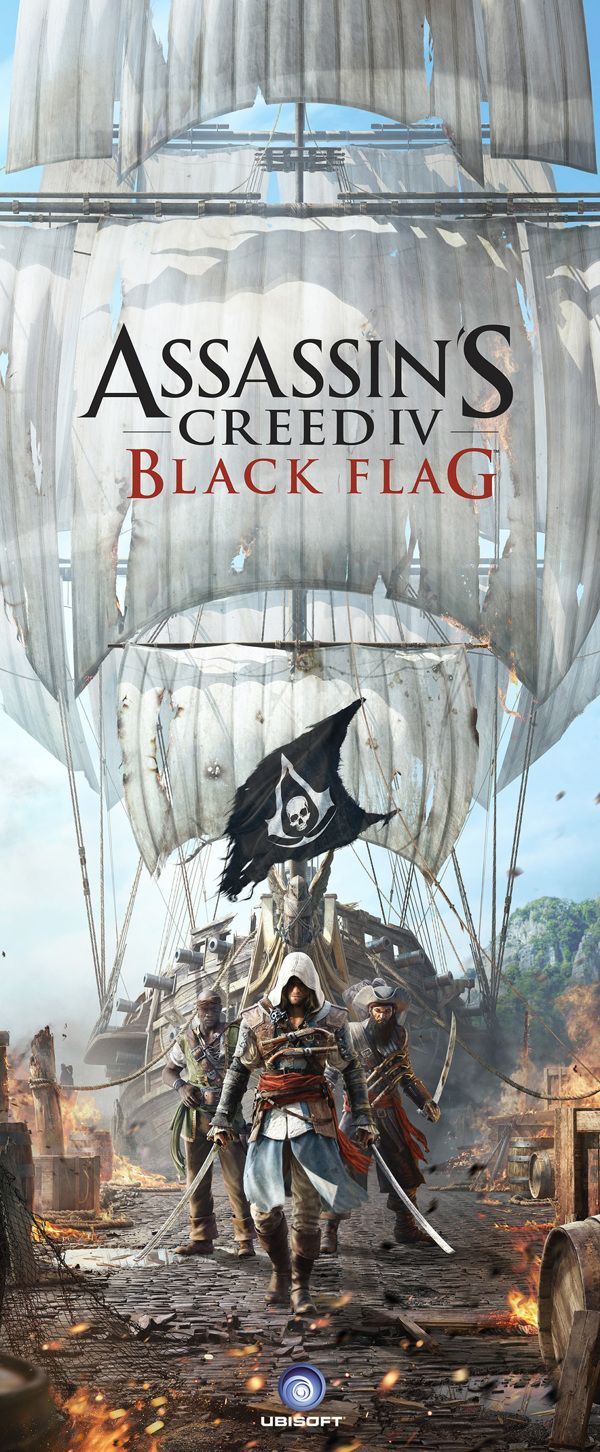 Assassin S Creed Iv Black Flag By Peter Jaworowski Via Behance Advertising Flyers De Assassins Creed Art Assassin S Creed Black Assassin S Creed Wallpaper
