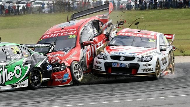 Pin By Kevin Minch On And They Re Racing Racing Australian Cars Super Cars