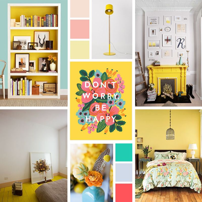 This Bedroom Decor Mood Board Is Meant To Help You With Your