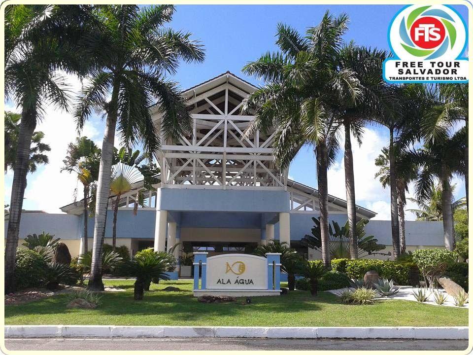 Costa Do Sauipe Hotel Ala Agua Com Imagens Aeroporto De