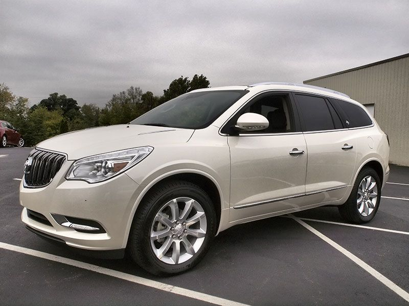 2017 Buick Enclave Changes And Redesign