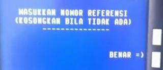 Pin di Proses Cara Transfer Uang Lewat ATM BRI ke Mandiri ...