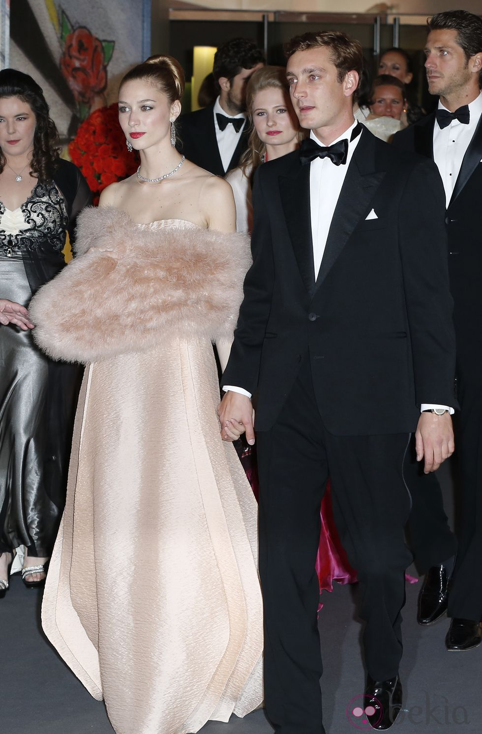 Pierre Casiraghi and Beatrice Borromeo's wedding date
