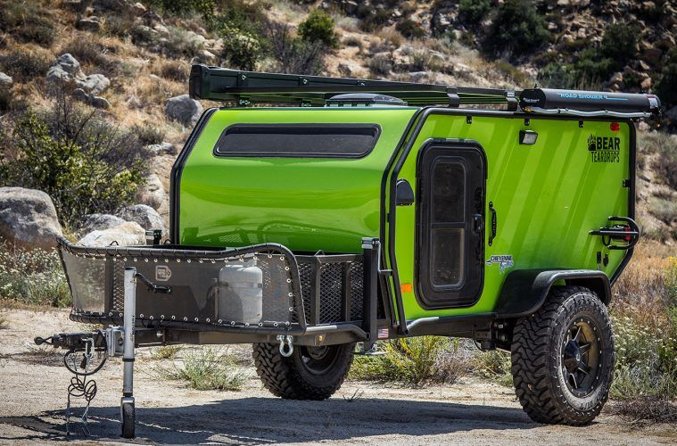 10 Best Small Travel Trailers For Your Next Off Grid Trip Away