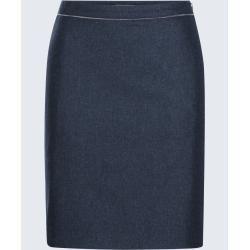 Wollröcke für Damen #knielangeröcke
