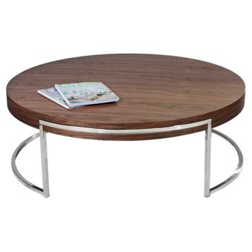 Check Out This Item At One Kings Lane! Riso Coffee Table, Walnut