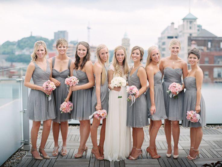 Pin On Bridal Parties
