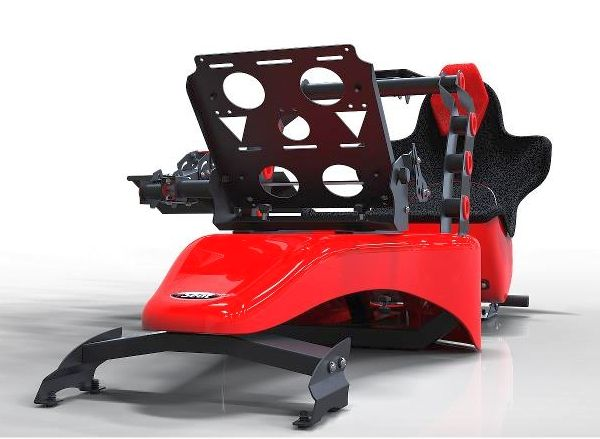 Rseat Rs F1 Gaming Seat For That Exhilarating Formula 1