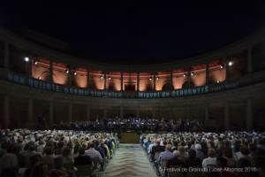 Música clásica - Festival Internacional de Música y Danza de Granada