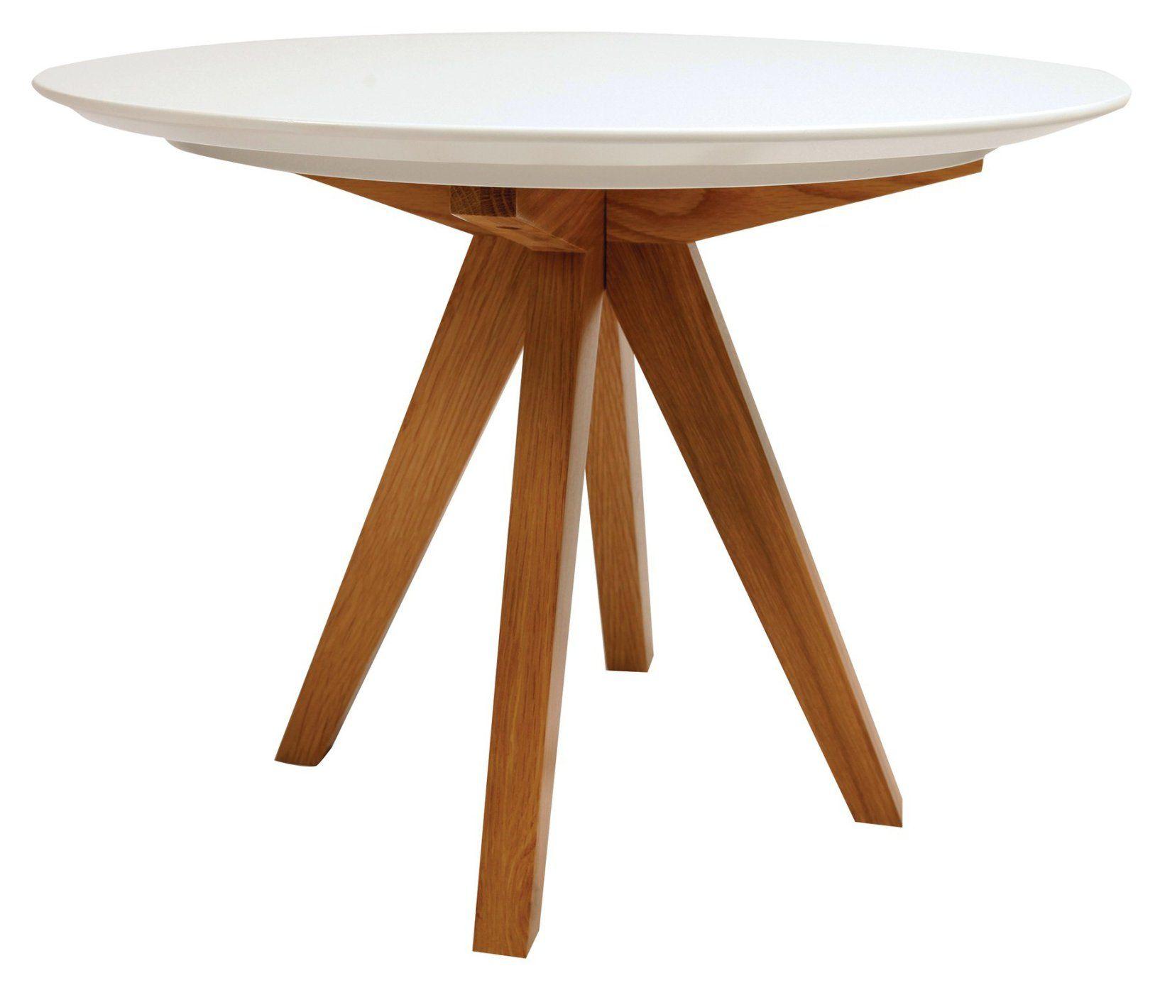 Genial Holztisch Rund Runder Holztisch Esstisch Rund Ausziehbar