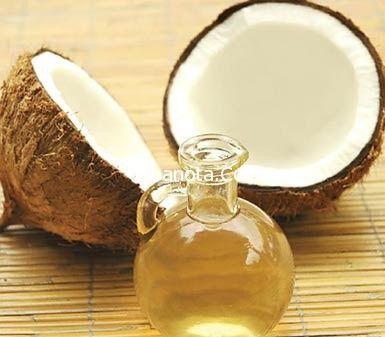 3 طرق للاستفادة من زيت جوز الهند على شعرك Coconut Oil For Teeth Coconut Oil Hair Treatment Oil Pulling