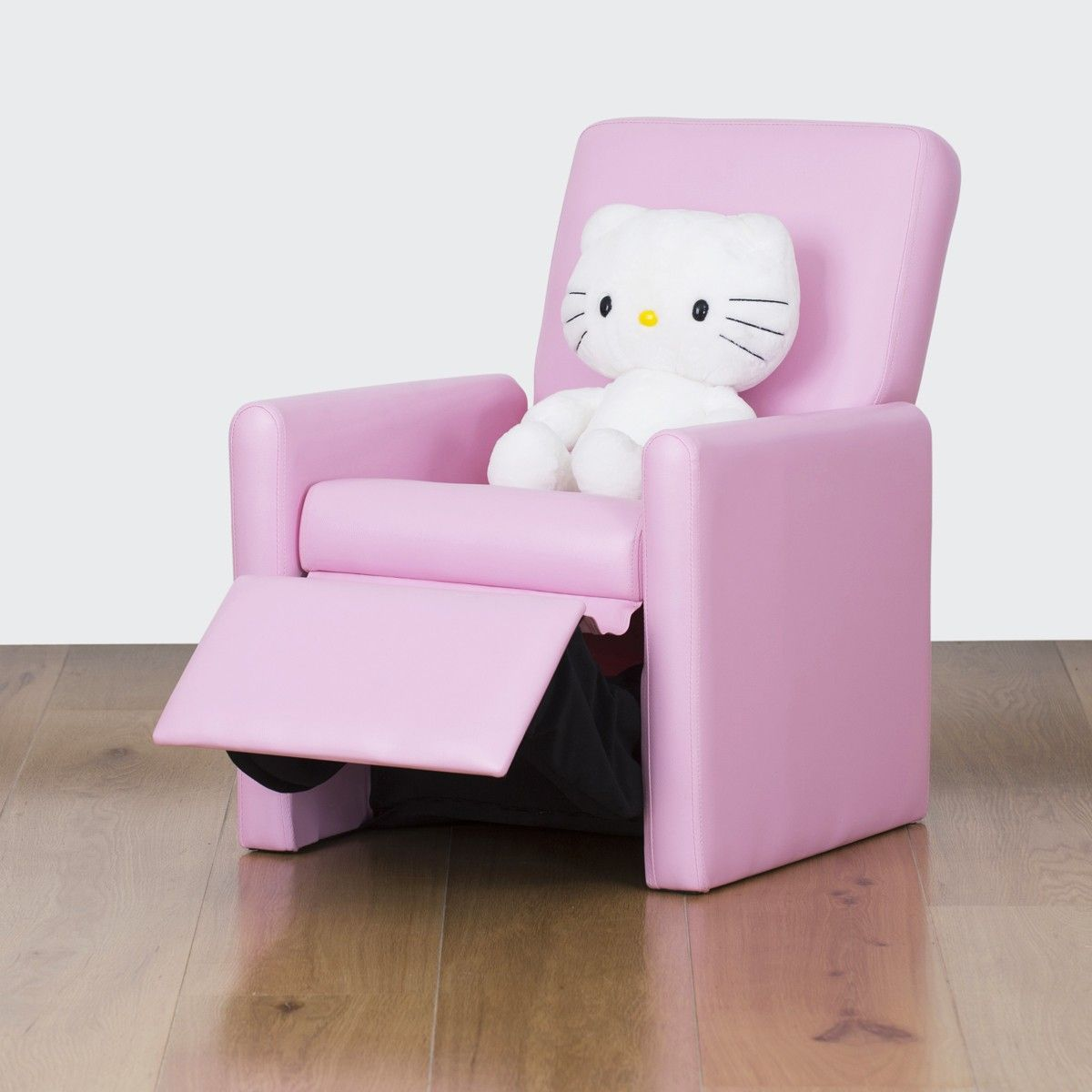 Watoto Kids Recliner Chair - Bubblegum Pink | $125.00 : childrens recliner chairs - islam-shia.org