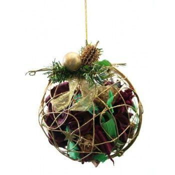 Suspension Sapin Pot Pourri Noel L Ete Indien Noel Pot Pourri Decoration Noel