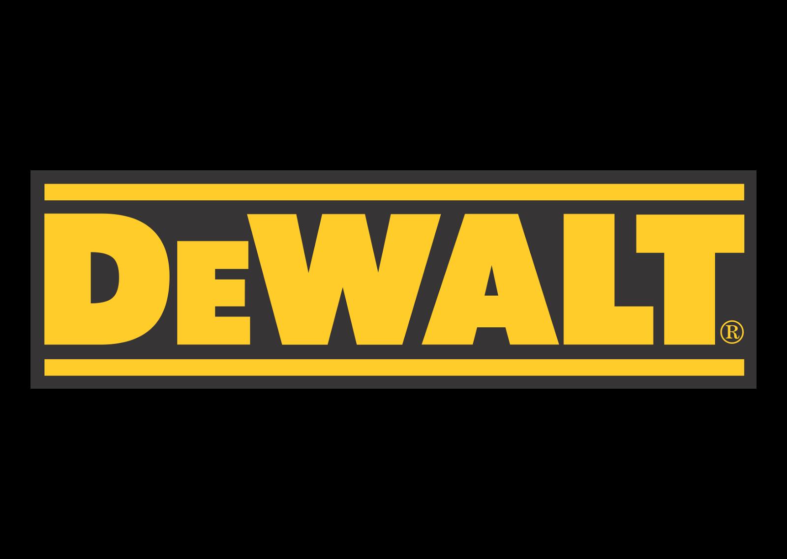Dewalt Logo Vector Free Vector Logos Download Dewalt Dewalt Tools Dewalt Power Tools